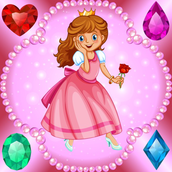Princess Coloring Pages - Games for Girls : princesses, castles and jewels !
