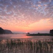 Sunrise in Upo