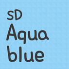 SDAquablue