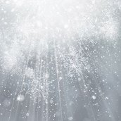 Crystals of Snow Wallpaper