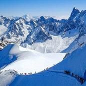 Chamonix Mont Blanc wallpaper