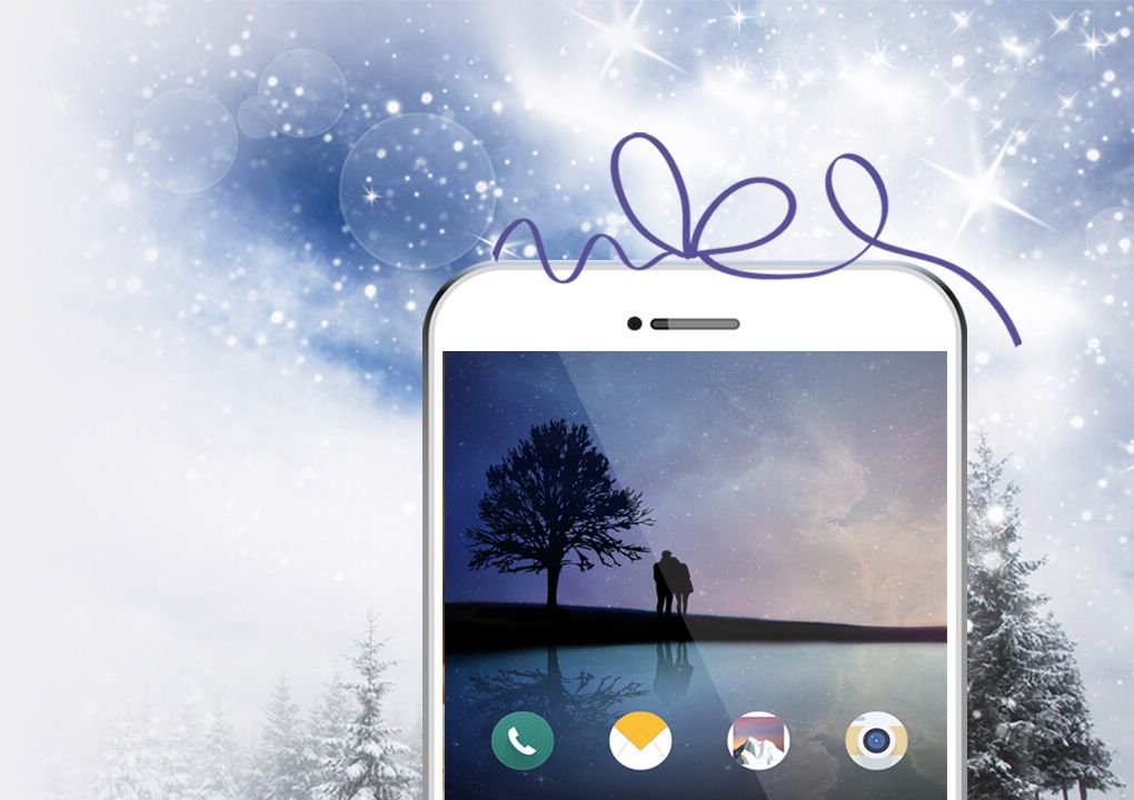 [Phone Decoration Contents Special Feature]