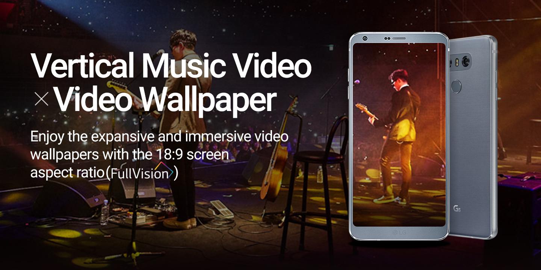 [Vertical Music Video X Video Wallpaper]